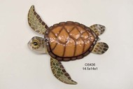 Sea Turtle Metal Wall Art OS436