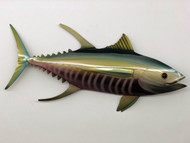Tuna Stainless Steel Metal Wall Art