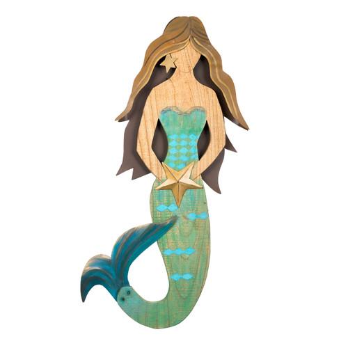 Beautiful Wall Mermaid.