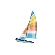 Hobie Cat 50 cm Metal Wall Art (lanai safe) OS136