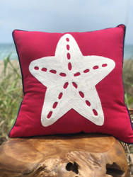Starfish Pillow Indoor.