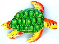 Sea Turtle, Steel Drum Art