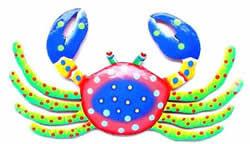 Funky Crab Artwork