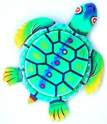 Funky Turtle