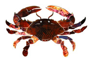 Crab Red - 3D Metal Wall Art