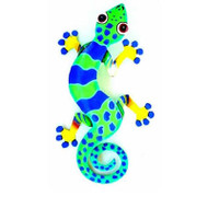Xtra Large Wall Gecko Metal Wall Art