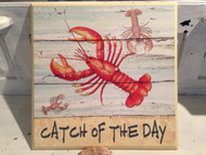 Catch of the Day - Lobster