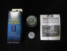 Cap & Seal