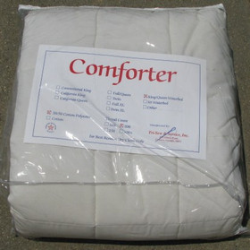 Comforter in the package
