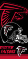 Atlanta Falcons Beach Towel (28x58)