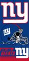 New York Giants Beach Towel (28x58)