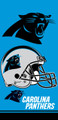 Carolina Panthers Beach Towel (28x58)