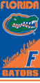 Florida Gators Beach Towel (Home)