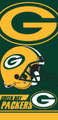 Green Bay Packers Beach Towel (28x58)
