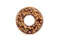Nutty Chocolate Donut Tube