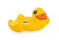 Yellow Duck Ride On
