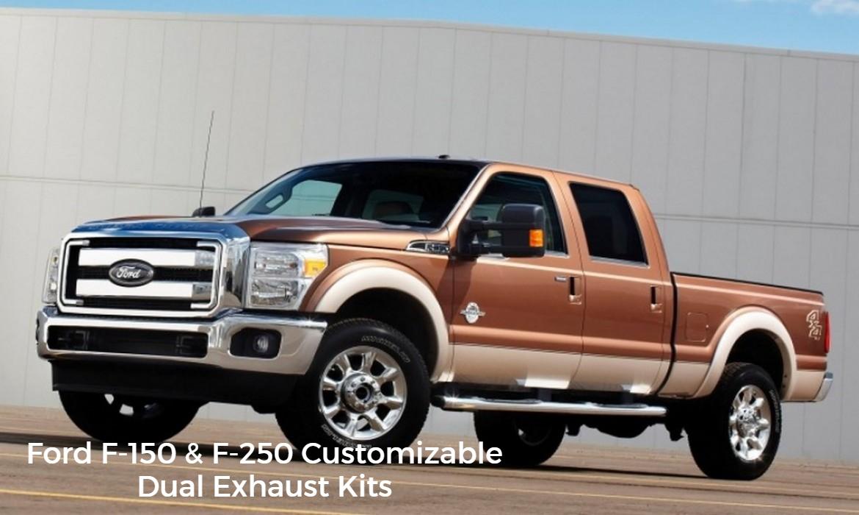 Truck Exhaust Kits -- Discount Exhaust Parts Online