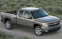 Chevy Silverado 2007-2014 Customizable Direct Fit Dual Exhaust Kit