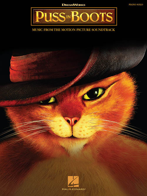 Piano solo arrangements of nine songs from the Latin-flavored soundtrack by Henry Jackman.