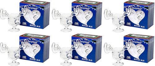Tis The Season To Be Merry...Imagine the look on your friends faces as they see you drinking from a moose mug!