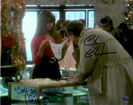 "Clark Griswold and his fantasy girl ""Mary"" in the  lingerie department."