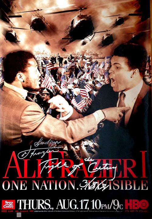 In the history of sports there are signature moments that define the essence of competition.  In boxing, it is March 8, 1971, Madison Square Garden, Ali-Frazier I.