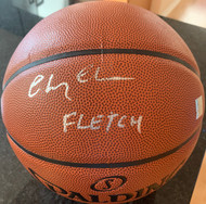 One of the all time favorite classic movies of Chevy Chase (oopps...we mean Frieda's boss).  A&R Collectibles is pleased to offer this very special NBA basketball that has been autographed by Chevy Chase.