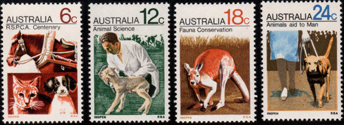 ?Royal Society for Prevention of Cruelty to Animals in Australia, centenary