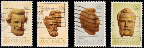 Set pictured shows actual stamps offered