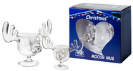 Holiday Special Combo Pack - Includes one 8 ounce Moose Mug with one 4.6 ounce Moose Shot Glass.