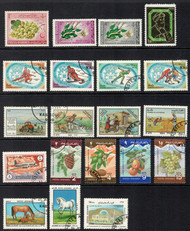 Buyer will receive actual stamps shown in our image.