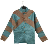 Seabiscuit Movie Jockey Uniform Jacket Front