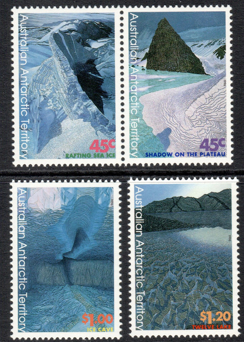 4 MNH stamps