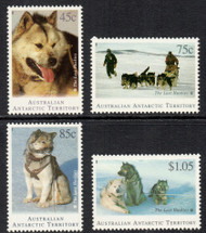 Beautiful MNH Dogs on Stamps
