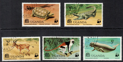 MNH CTO (not postally used) stamps