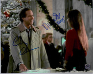 """Clark Griswold and his fantasy girl """"Mary"""" in the  lingerie department."""