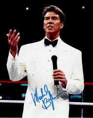 Michael Buffer authentic signed and authenticated 8x10 color photo in brand new, never before displayed condition.