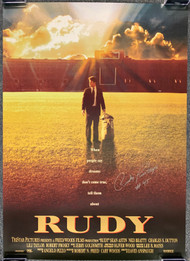 Rudy Ruettiger is a motivational speaker and former collegiate football player for the University of Notre Dame, who is best known as the inspiration for the motion picture Rudy.