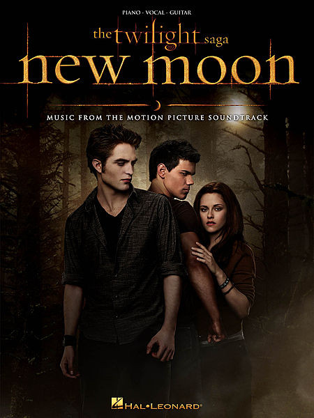 "Songbook matching the soundtrack to the hit Twilight sequel features indie/alt-rock originals written exclusively for the film. Includes Death Cab for Cutie's lead single – ""Meet Me on the Equinox"" – plus songs by Thom Yorke, Muse, Bon Iver, Band of Skulls, Sea Wolf, Lykke Li and others."