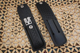 "Embossed Leather Sheath For 4"" Bali-Song USA & BM6X Series Bali-Songs **FREE SHIPPING**"