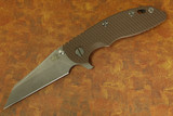 "**Rare** Working Finish Production Hinderer XM-18 3-1/2"" Wharncliffe Flipper"