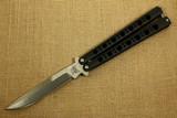 Benchmade Model 42BLK Balisong
