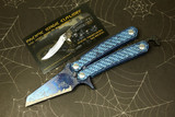 "Warren Thomas ""Kiridashi-Song"" Series Balisong"