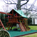Green Playground Rubber Mulch Super Sack