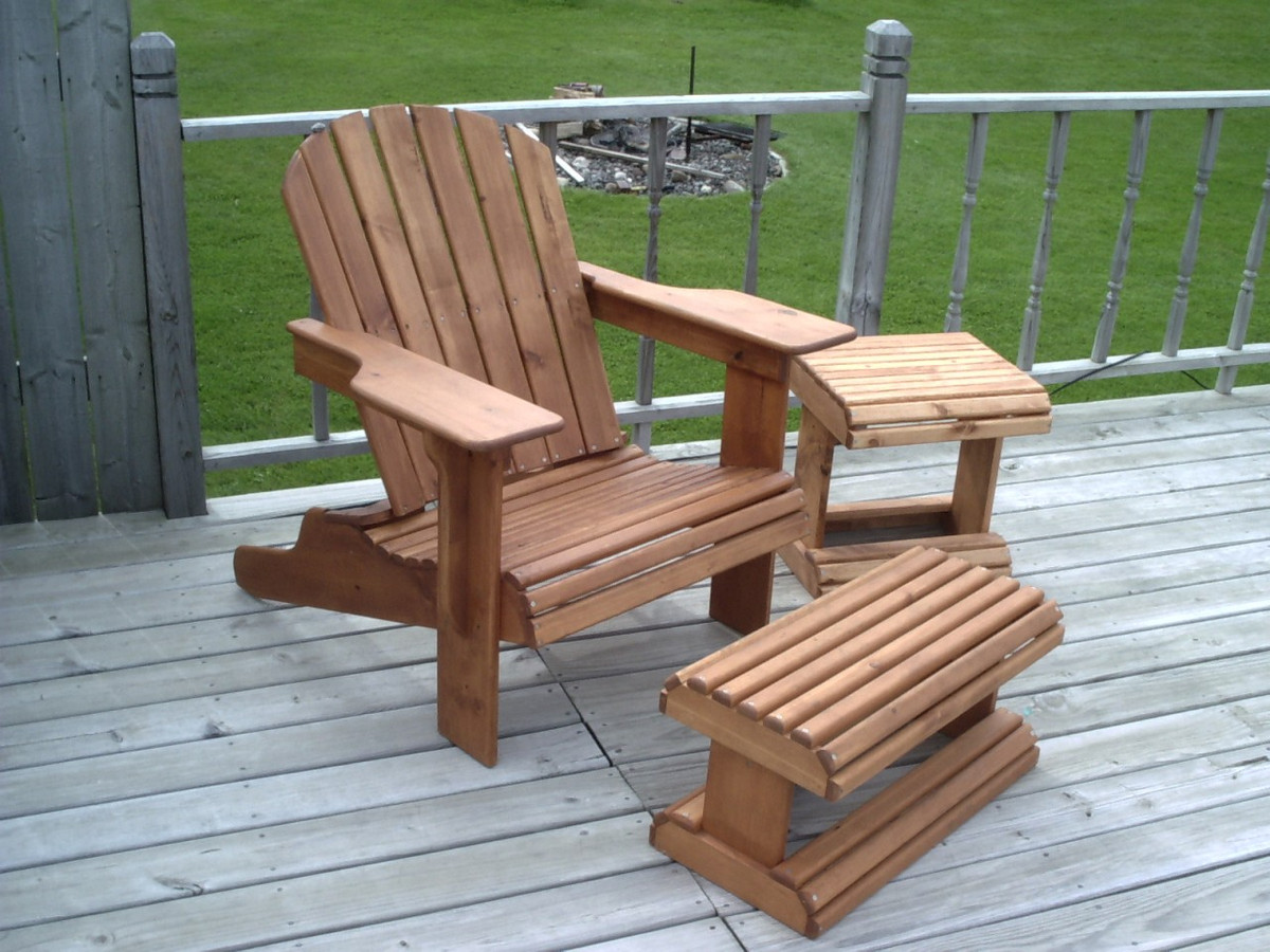 It is a picture of Comprehensive Printable Adirondack Chair Plans