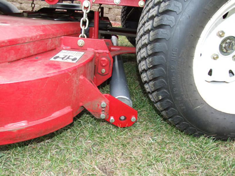 "Lawn Striping kit for eXmark Lazer Z 60"" Ultra Cut Mower Deck, pre-2009 model years"