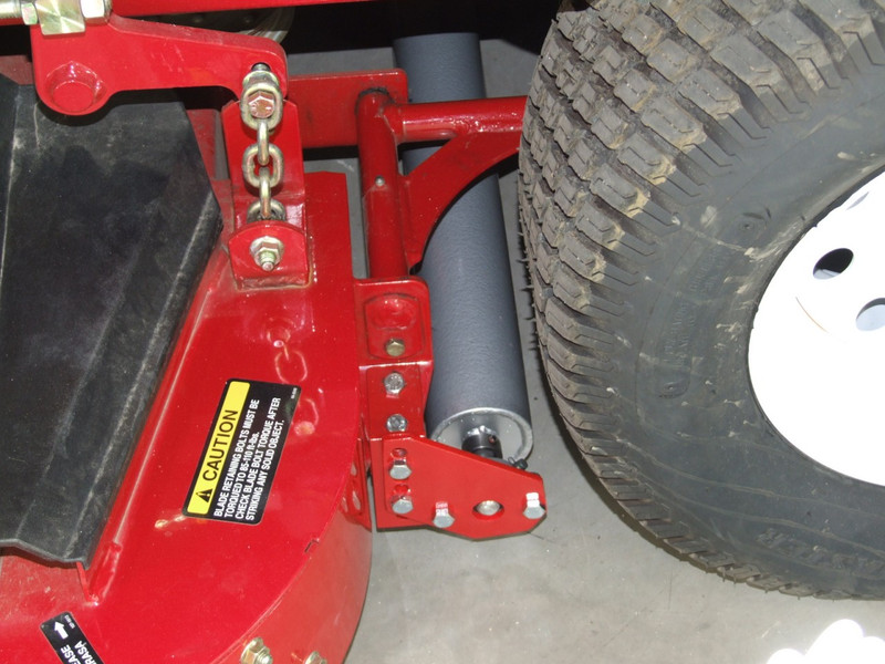 """Lawn Striper for Toro 400 Series Commercial Z-Master Turbo Force 48"""" Deck 2004-2009"""