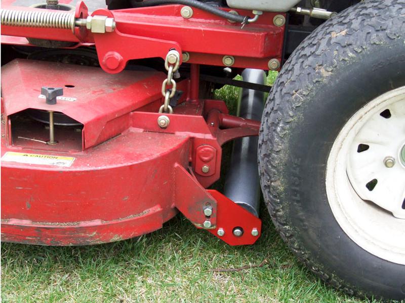 "Lawn Striping kit for Exmark Lazer Z 72"" Ultra Cut Mower Deck, pre-2009 models"
