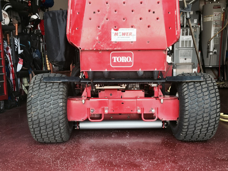 """Toro Lawn Striper System for Grandstand with 60"""" Turbo Force Mower Deck"""