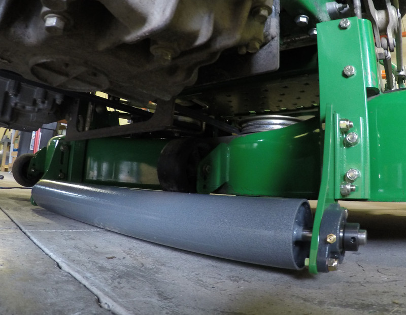 "Lawn Striping Kit for John Deere Z15B with 60"" mower deck."